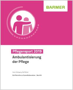 Der Report widmet sich u.a. neuen Pflege-Wohnformen (Quelle: Barmer)