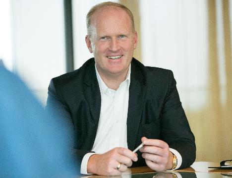 Mathias Haack, CEO der WEFRA Life Group, trimmt seine Agentur weiter auf Digital-Kurs (Foto: WEFRA Life)