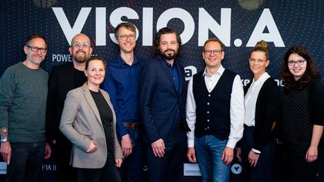 Ob fesselnder Podcast, herausragende crossmediale Kampagne oder besonders nachhaltiges Konzept - die Jury sichtete über 60 Einreichungen für den Vision.A Award 2020 (Foto: VisionA/Andreas Domma)