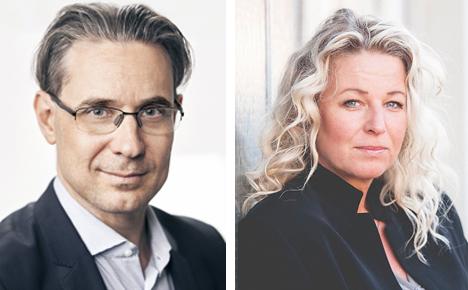 Dr. Eduardo Marx und Sabine Weinhold (v.l.) (Foto: Die Jäger Health Group)