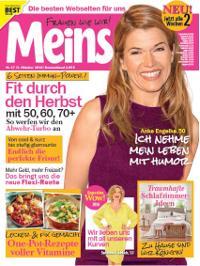 Die aktuelle Ausgabe widmet sich dem Thema Gesundheit (Foto: Bauer Media)