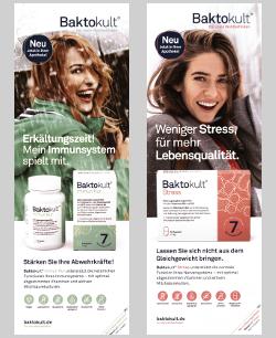 Murnauer bewirbt neue Probiotika-Marke Baktokult mit TV