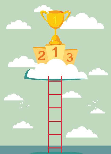 Zum siebten Mal in Folge steht Serviceplan 2019 an der Spitze des Kreativ-Rankings (Foto: alekseiveprev - Fotolia)